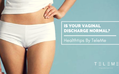 Is Your Vaginal Discharge Normal?