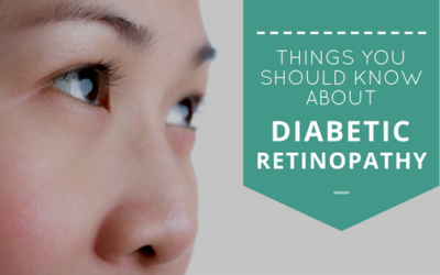 THINGS YOU SHOULD KNOW ABOUT DIABETIC RETINOPATHY