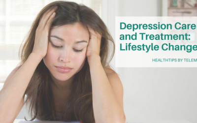 Depression Care and Treatment: Lifestyle Changes
