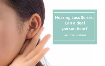 CAN A DEAF PERSON HEAR?