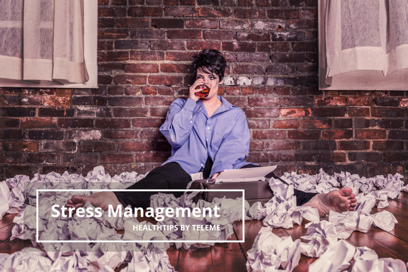 Stress Management: Avoid, Alter, Adapt and Accept