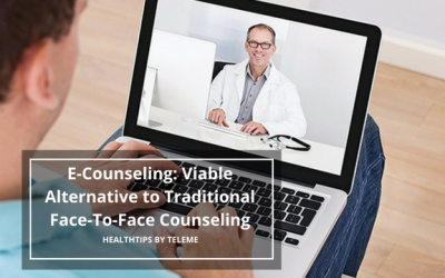 E-Counseling: Viable Alternative to Traditional Face-To-Face Counseling