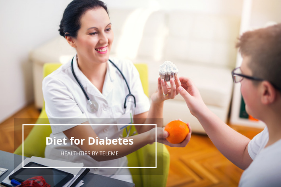 DIET FOR DIABETES