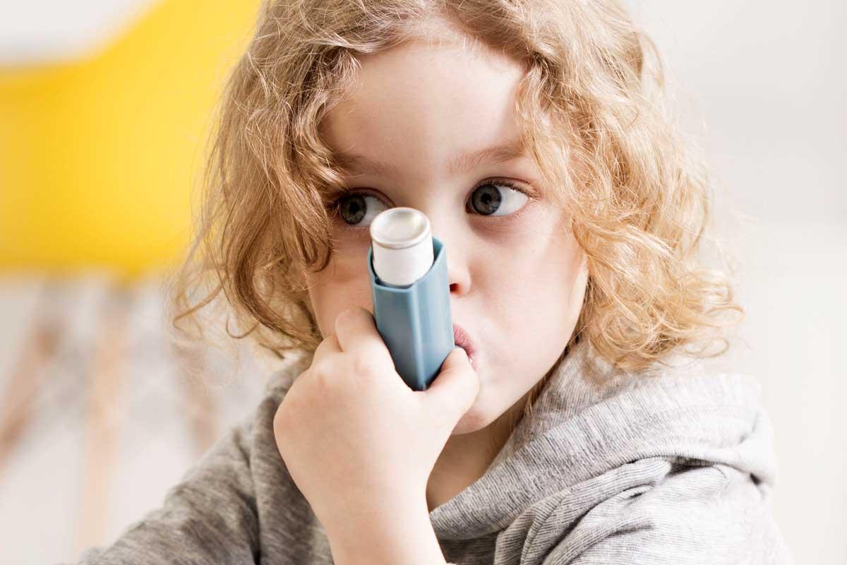 Asthma & Inhaler