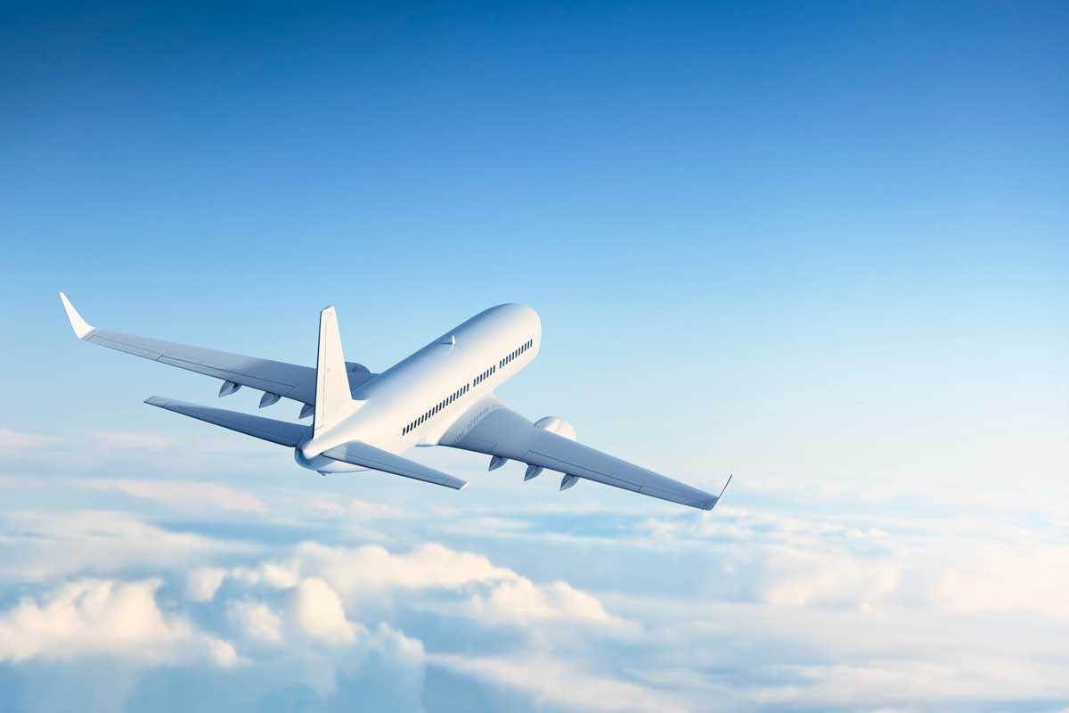 Plane Travels