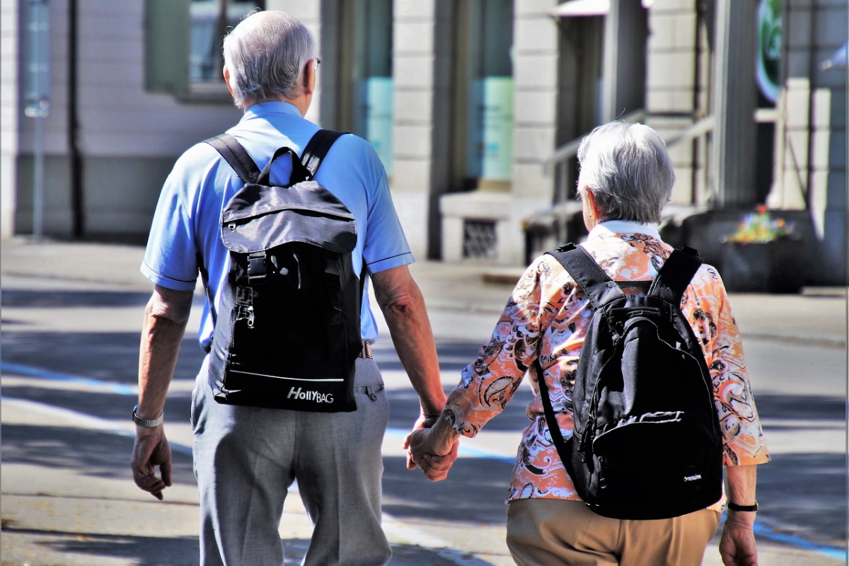 Healthy Ageing: Social Engagement