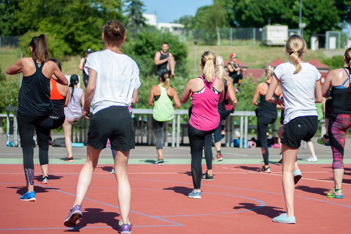 Healthy Ageing: Exercise