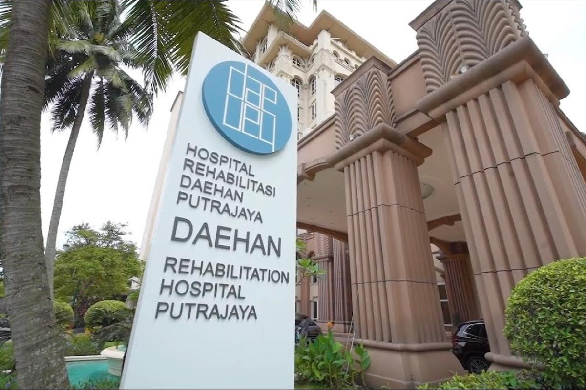 Welcome to Daehan Rehabilitation Hospital Putrajaya
